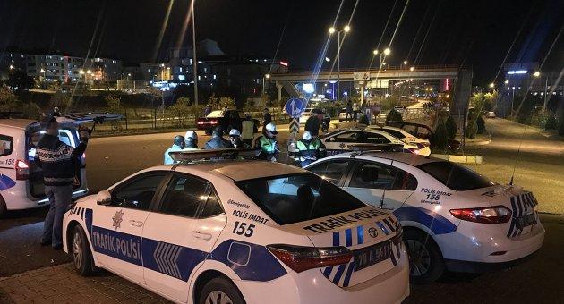 Alkollü sürücülerin araçlarına el konuldu