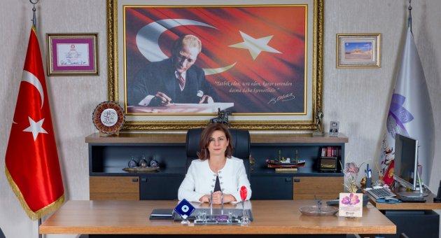 """Başkan Köse, """"Ulu Önder Gazi Mustafa Kemal Atatürk'ü, saygı, sevgi, rahmet ve minnetle anıyoruz"""""""