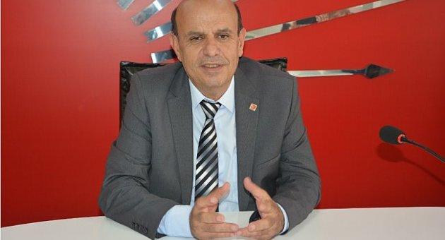 """CHP Karabük İl Başkanı Çakır, """"basın özgürlüğü yoksa ifade özgürlüğü de yoktur."""""""