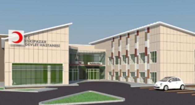 Eskipazar Devlet Hastanesi Sınıf Atladı