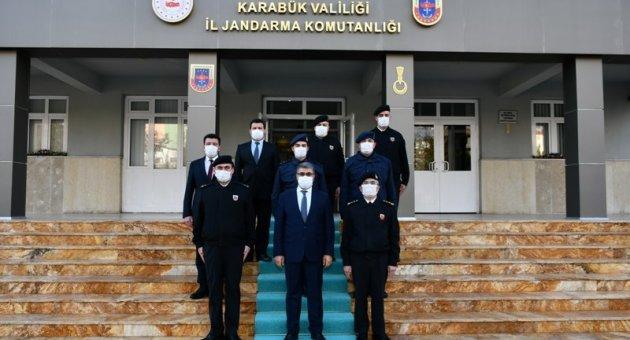 Jandarma Sorumluluk Bölgesindeki Asayiş Olaylarının %99'u Aydınlatıldı