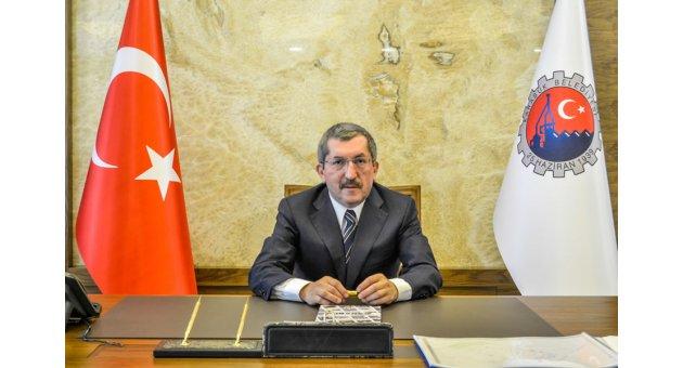 Karabük Belediye Başkanı Rafet Vergili'den Kutlama Mesajı