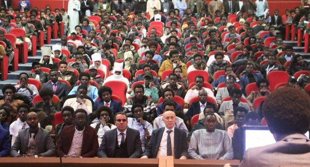 """KBÜ'de """"Çadlı Öğrenciler Birliği 2. Genel Kurul Toplantısı"""" yapıldı"""
