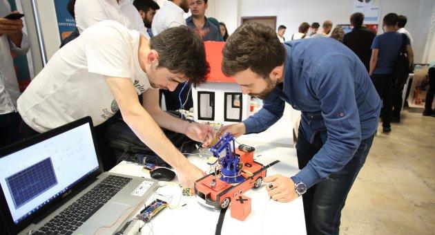 KBÜ'de, Mekatronik Mühendisliği Proje Sergisi