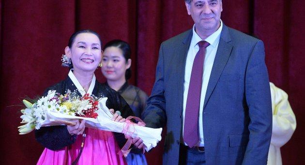 KBÜ'de Kore Kültür Günü Düzenlendi