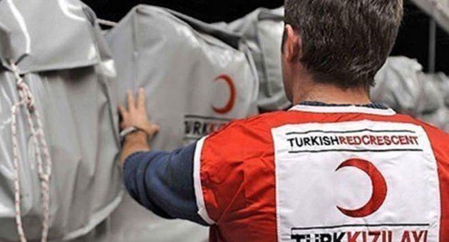 'Kurban'da Kızılay Modeli'