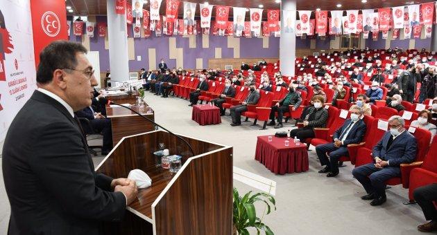 Milliyetçi Hareket Partisi 13. Olağan Kongresi gerçekleşti