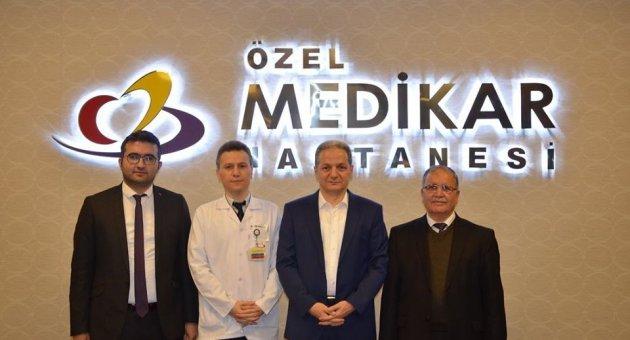 Özel Medikar Hastanesi ile Bartın Üniversitesi arasında indirim protokolü