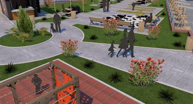 Safranbolu'da Parklar Yenileniyor