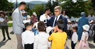 """""""23 Nisan Ulusal Egemenlik ve Çocuk Bayramını tebrik ediyorum"""""""