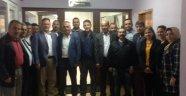AKP'liler Teşekkür Turlarına Devam Ediyor