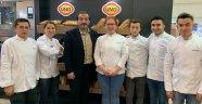 Aşçılık Bölümü öğrencilerinden bir başarı daha