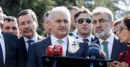Başbakan Yıldırım: Disiplin ve benzer suçları işleyenleri kapalıdan açığa alıyorlar