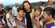 Başkan Köse, Yaz Spor Okullarını Ziyaret Etti