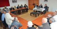Başkan Ofisini 5000 Evlere Kurdu