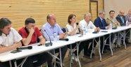 Bölge Basını Yenice'de Buluştu