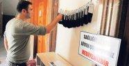 Camide 'temiz çorap' uygulaması