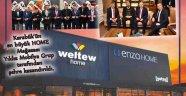 Enza Home-Weltew Home Mağazasından görkemli açılış