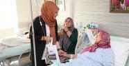 Hasta ve Hasta Yakınlarından Başkan Köse'ye Teşekkür