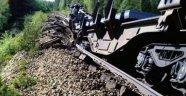 Karabük'e Kömür Taşıyan Tren Kaza Yaptı!