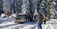 Karda Mahsur Kalanları KARDOFF Üyeleri Kurtardı