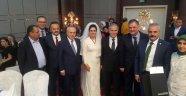 Mehmet Ali Şahin İkinci Kez Dünyaevine Girdi