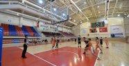 Okul Sporları Yıldız Basketbol Grup Müsabakaları başladı