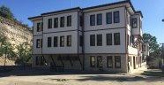 """""""Safranbolu evi"""" görünümünde itfaiye binası"""