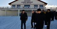 """Vali Gürel, """"Keltepe Kayak Merkezini Günübirlik Kullanıma Açacağız"""""""