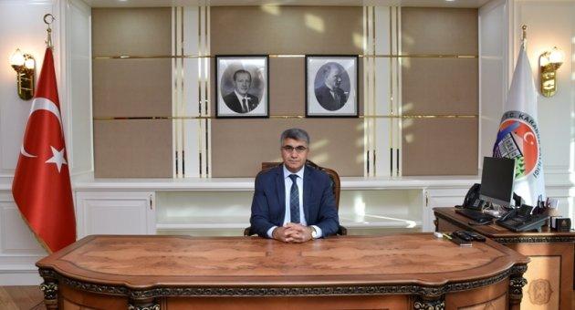 Vali Fuat Gürel'in 10 Nisan Polis Haftası Mesajı