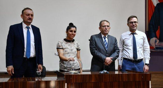 Yeni Belediye İşçileri Kura İle Belirlendi